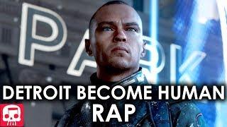 """DETROIT BECOME HUMAN RAP by JT Music - """"Deviations"""""""