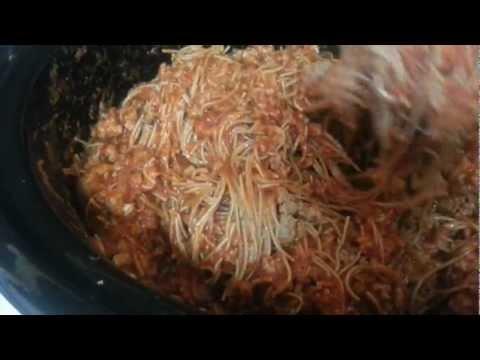Slow Cooker Spaghetti part2
