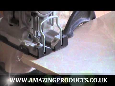 Tungsten Jigsaw Cutting