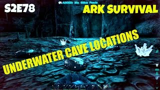 Ark Cave Locations