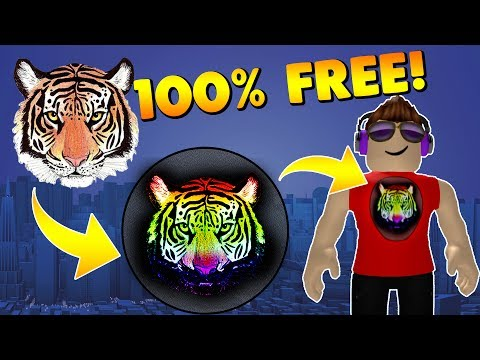 HOW TO MAKE YOUR OWN SHIRT IN ROBLOX FOR FREE! | How To Make a Custom T-Shirt for NO ROBUX/MONEY!