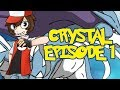 Pokémon Crystal - Episode 1 - The Adventure Begins!!