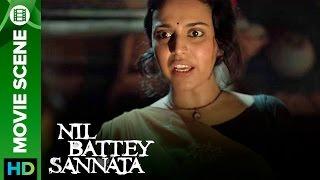 Mother & Daughter clash | Nil Battey Sannata
