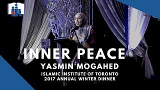 Inner Peace | Yasmin Mogahed | Islamic Institute of Toronto