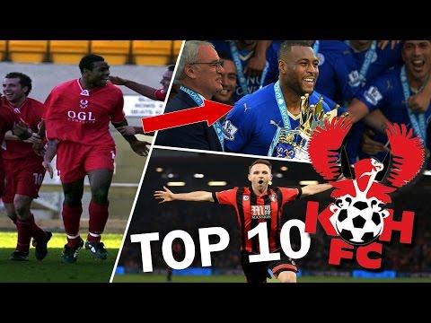 TOP 10 MOST SUCCESSFUL EX-KIDDERMINTSER HARRIERS PLAYERS - Non League YT