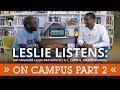 Leslie Listens Again: Mix Engineer Leslie Brathwaite (Ariana Grande, Cardi B) Meets With Students