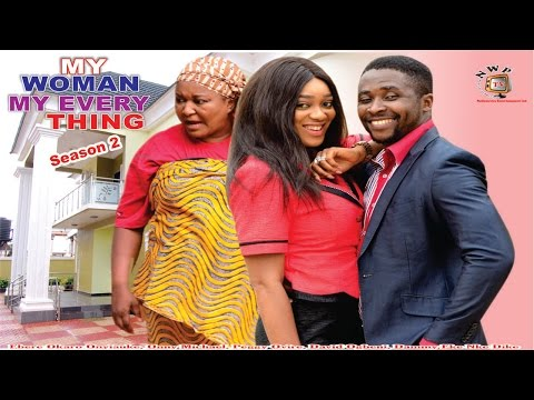 My Woman, My Everything Season 2  - 2015 latest Nigerian Nollywood Movie Cover