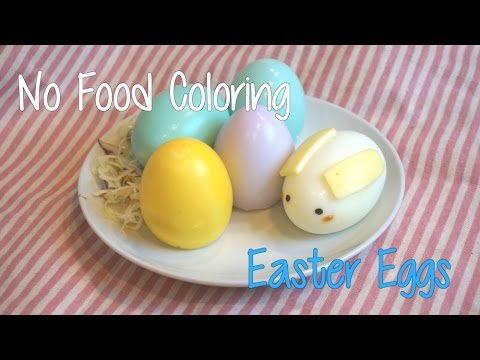 Natural Food Coloring Edible Easter Egg ( How to make Natural Food Coloring )