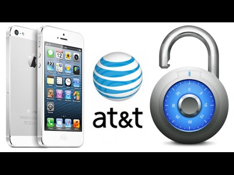 How to unlock AT&T iphone 6S 6 Plus FREE Factory Unlock