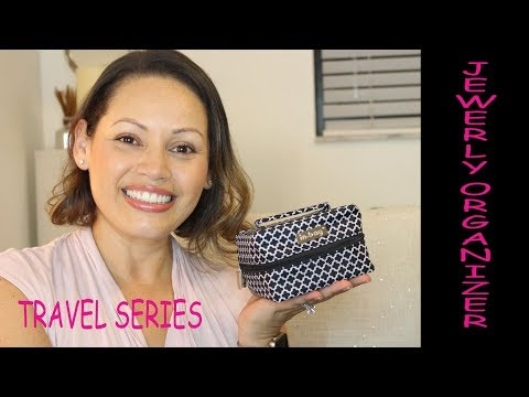 THE BEST!! Jewelry Travel Organizer EVER!!!