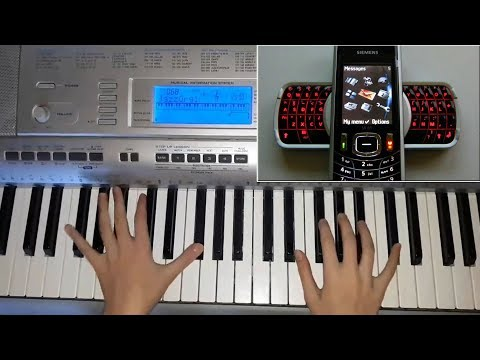 Incoming Call Siemens Piano Cover Ringtone