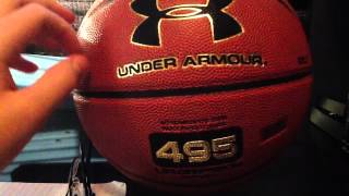 under armour 595 basketball. under armour gripskin basketball review 595
