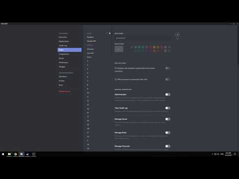Auto-roles and Self-assignable roles on Discord (using Nadekobot)
