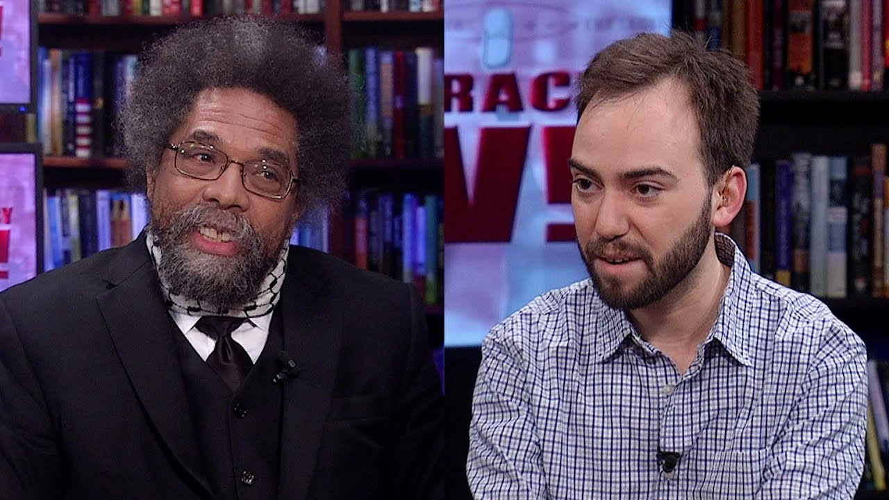 """Cornel West & Former Sanders Staffer on Movement to Draft Bernie for a New """"People's Party"""" in U.S."""