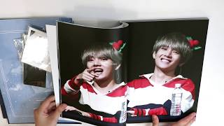 UNBOXING TAEHYUNG FANSITE GOODS Videos - 9tube tv