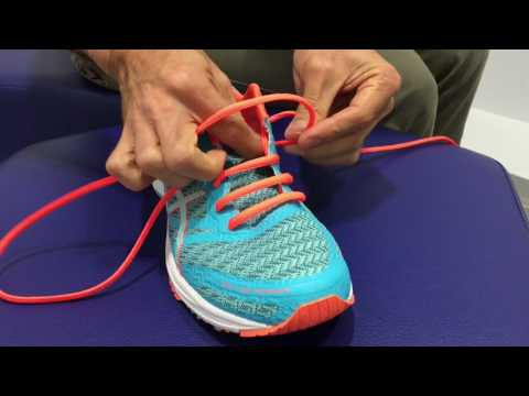 How to Lace Your Running Shoes For a Better Fit