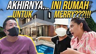 PENANTIAN MERRY TERJAWAB!!! RAFFI NAGITA NGECEK PEMBANGUNAN RUMAH BARU...