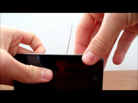 How To Remove Sim Card From Iphone 4