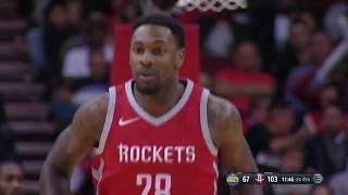 Denver Nuggets vs. Houston Rockets - November 22, 2017