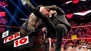 Top 10 Raw moments: WWE Top 10, March 9, 2020