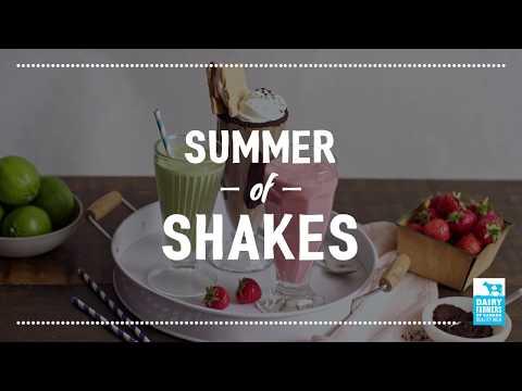 Summer Of Shakes   2018 Milk Calendar