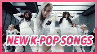 NEW K-POP SONGS | AUGUST 2019 (WEEK 3)