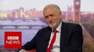 Jeremy Corbyn on four extra bank holidays - BBC News