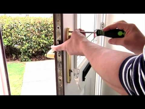 How to Change Your Door Lock to a Yale Anti-Snap Euro Profile Cylinder lock
