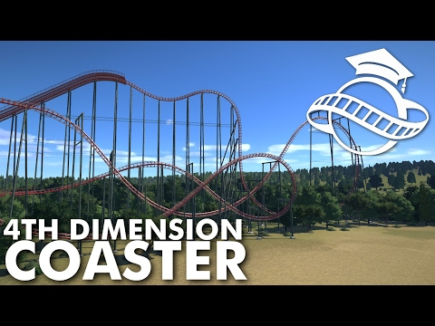 Planet Coaster College - 4th Dimension Coaster Tutorial