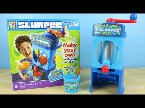 7-Eleven Slurpee Drink Maker Machine - Make Your Own Slurpee's at Home!