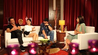 Sunny Deol, Bobby, Kriti talk to Atika Farooqui on childhood & Dharmendra   Interview   Cinebuzz