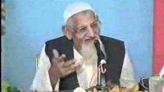 Qaada mein ungli hilana - maulana ishaq urdu