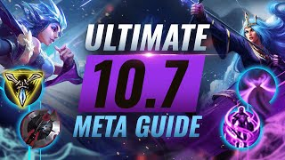HUGE META CHANGES: BEST NEW BUILDS For EVERY Role - League of Legends Patch 10.7