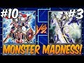 Monster Madness 2019: BLACK LUSTER vs BUSTER BLADER! ( March Madness Yugioh Tournament)