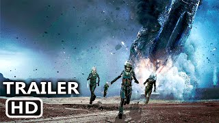 SOLITARY Official Trailer (2021) Sci Fi, New Movie Trailers 4k