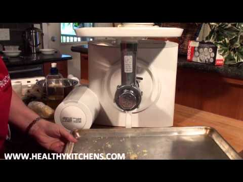 Bosch Universal Plus - Meat Grinder with Pasta Attachment
