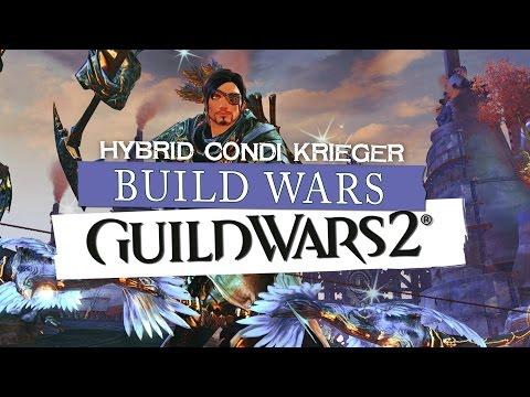 Builds   Hybrid Condi Krieger + WvW ★ Guild Wars 2