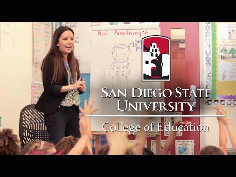 Teaching Credential Program at SDSU