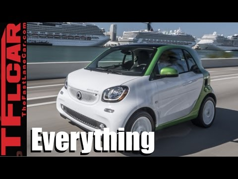 2017 Smart Fortwo Electric Drive: Everything You Ever Wanted to Know