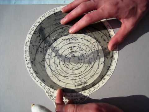 finding your zodiac constellation using an astrolabe.avi