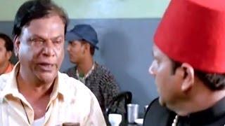 Hyderabadi Bakra Movie || Hilarious Comedy Scenes At Hotel
