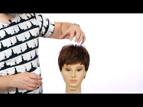 How to Style Short Hair - TheSalonGuy