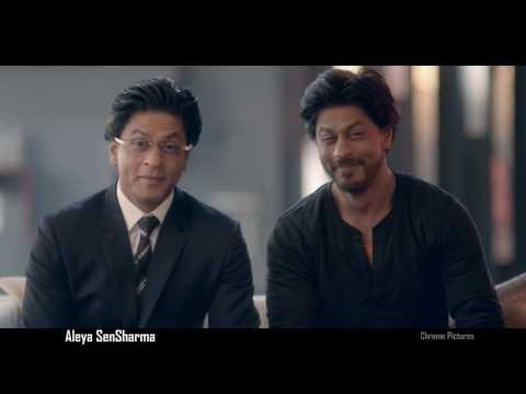 Shahrukh Khan double role
