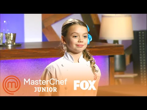 Avery's Dessert Hits The Spot | Season 6 Ep. 15 | MASTERCHEF JUNIOR