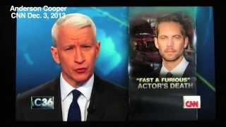 CNN Interviews Michael D. Weinreb on Paul Walker's death and the Porsche Carrera GT