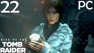 Rise Of The Tomb Raider Walkthrough Part 22 - Finding The Atlas