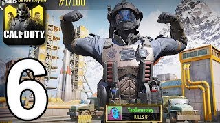 Call of Duty: Mobile - Gameplay Walkthrough Part 6 - Battle Royale (iOS, Android)