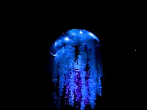 Vanessa jellyfish halloween costume