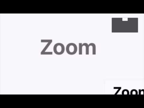 Zoom on 4th Generation Apple TV