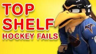 Top Shelf | Hockey Fails